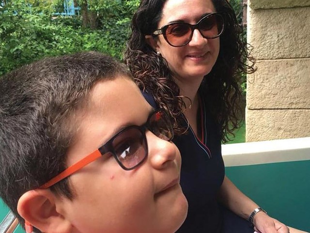 Trapped inside the body of a child with non-verbal autism