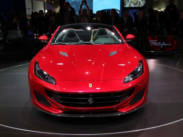 Ferrari Portofino lightweight tech to influence all future models