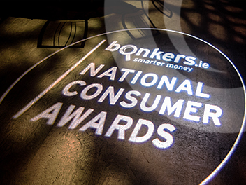 The second annual bonkers.ie National Consumer Awards