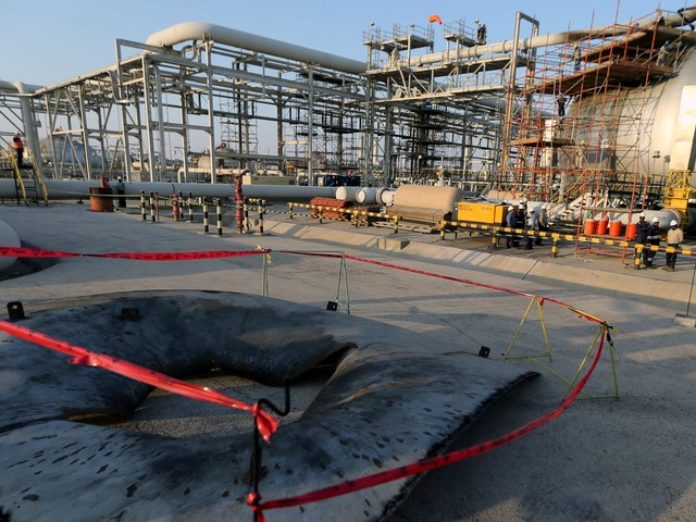 Repairs to the Saudi oil facilities after devastating attacks could reportedly take months