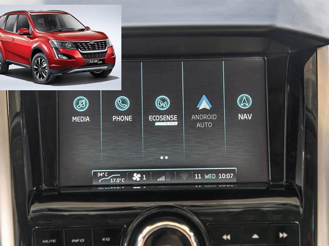 Mahindra XUV500 to get Apple CarPlay from May 31