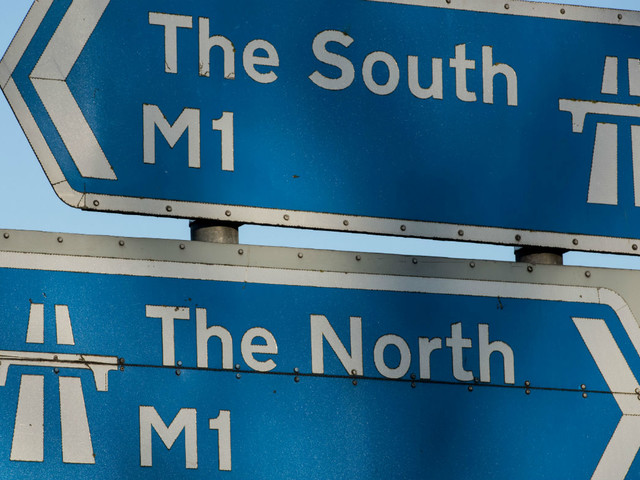 Labour plans to move Treasury north