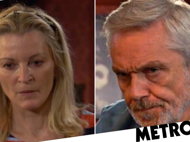 EastEnders spoilers: Rocky breaks up with Kathy Beale after betrayal – but what is he hiding?