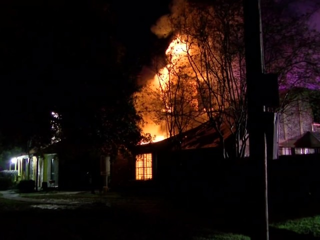 House fire turns into drug investigation after meth found inside townhome in NE Harris Co.