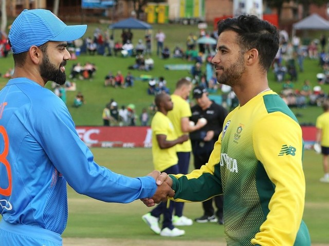India, South Africa come full circle for tour's final act