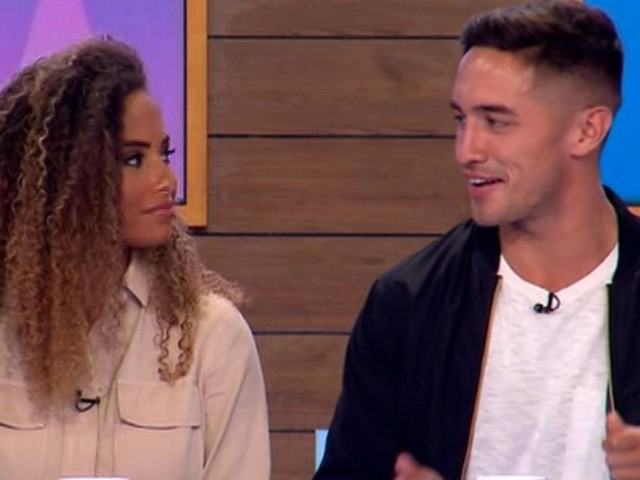 Love Island winners Amber and Greg explain real reason they're not 'official' yet