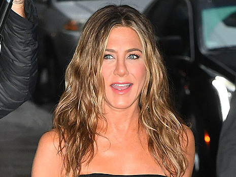 Jennifer Aniston's Adorable Dog Chesterfield Takes Over IG Video As She Shows Off Hair Product