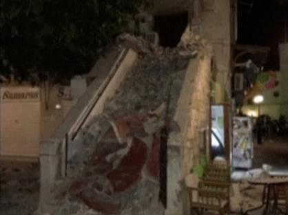 Two tourists killed as quake hits Greek, Turkish resorts (Updated)