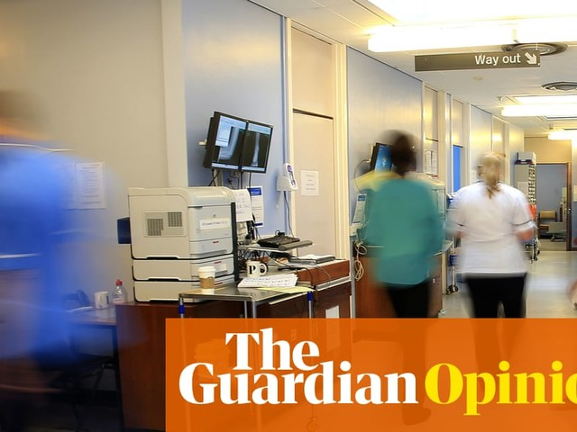 The stress of the Covid pandemic is driving NHS doctors like me out of frontline care | Anonymous