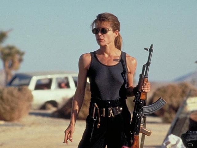 Linda Hamilton and Arnold Schwarzenegger Will Be Back in New Terminator Movie