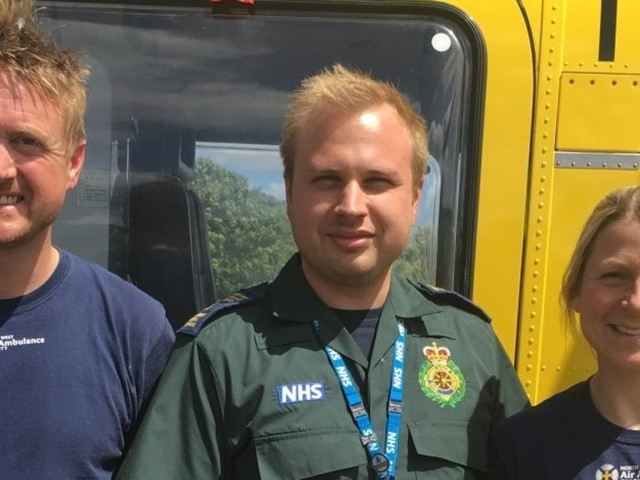 'It's Uniform, Not A Suit Of Armour': NHS Heroes On Why Emergency Services Need Mental Health Support Too