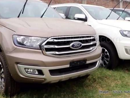 2019 Ford Endeavour first look review details all the updates – Video