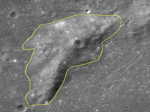 China names landing site of Chang'e-4 on the far side of the moon 'Statio Tianhe'