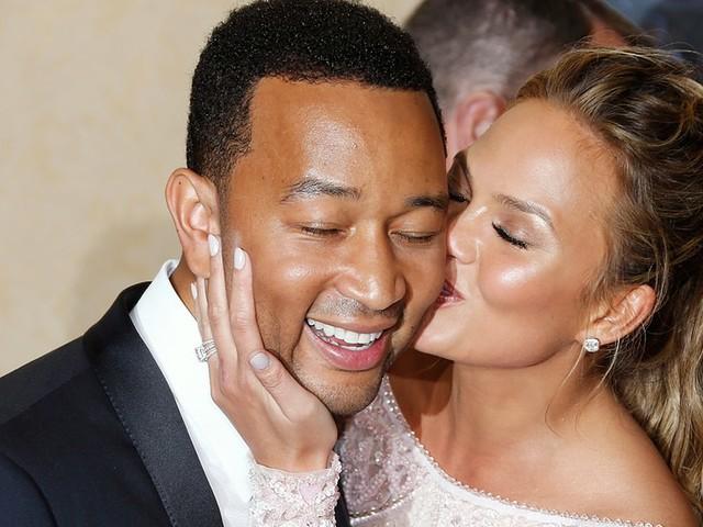 Chrissy Teigen Reveals Why She'll Never Leave Husband John Legend