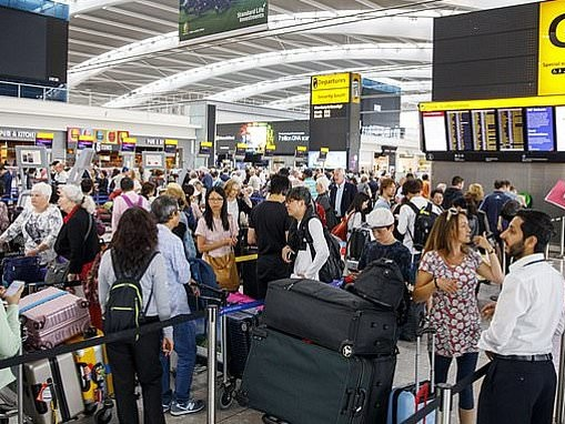 Heathrow is set for summer strike chaos after 'rejection' of pay deal