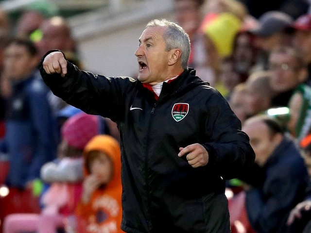 Cork City are desperate to clinch the league title against Bohemians