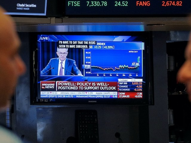 Dow drops 517 points after Fed's Powell warns of permanent economic damage without more stimulus