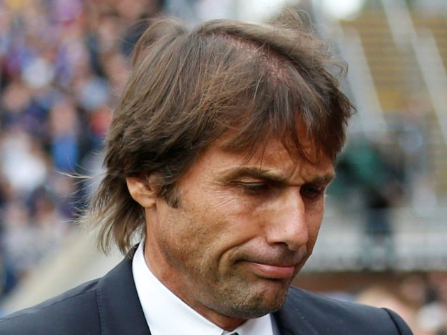 Antonio Conte admits Chelsea face difficult task in catching Manchester City