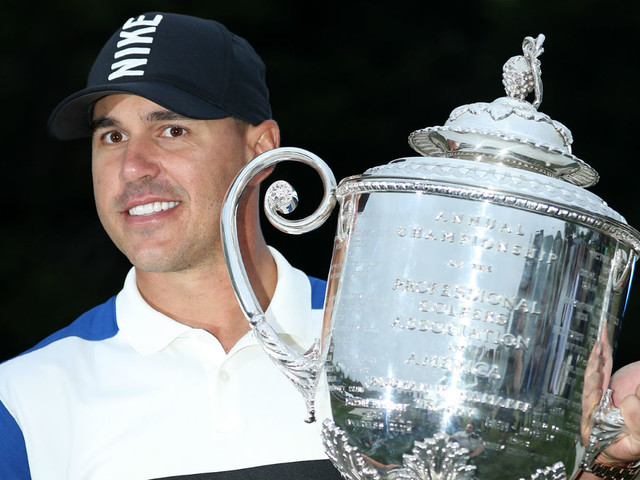 The Decathlon: Koepka retains US PGA Championship title, Chadwick joins Williams, Nadal crushes Djokovic