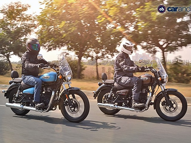 Royal Enfield Meteor 350 Prices Increased By Rs. 6,428