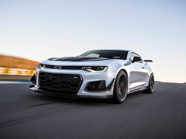 The 2018 Chevrolet Camaro ZL1 1LE Storms the Nurburgring in 7:16.04 [VIDEO]