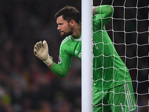 West Brom's Ben Foster injured while playing with his son