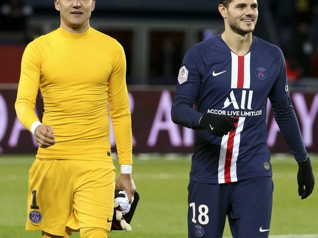 PSG now apparently interested in buying Icardi