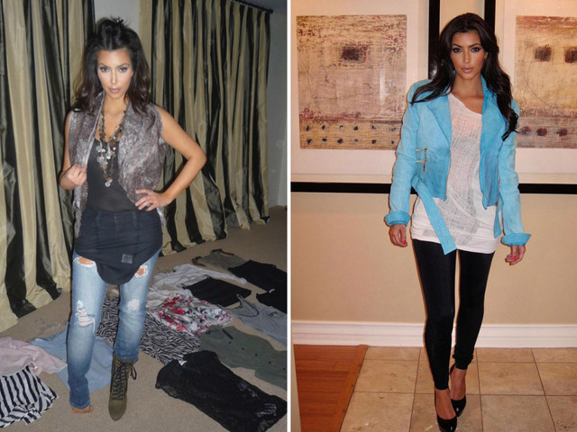 Kim Kardashian teases fans with throwback snaps of her younger days after attending ex Kanye West's Donda event