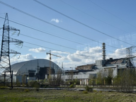 Chernobyl's radiation monitoring hit by cyberattack: spokeswoman
