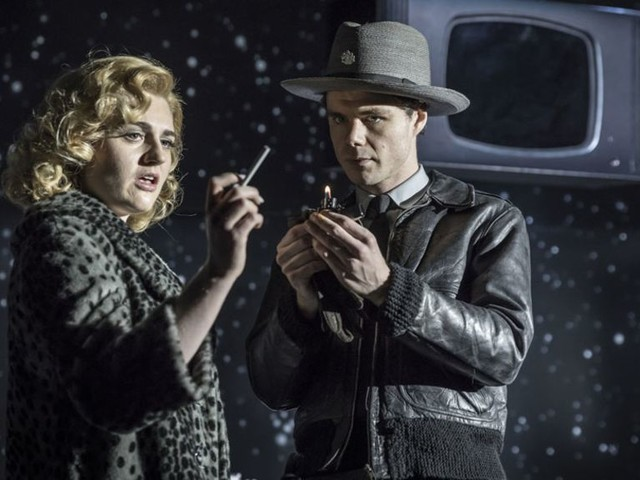 The Twilight Zone returns to spook theatre-goers