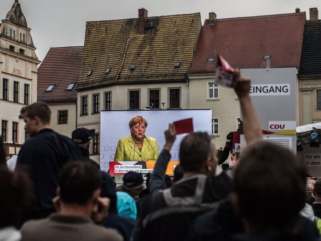 German Election Mystery: Where's Russia?