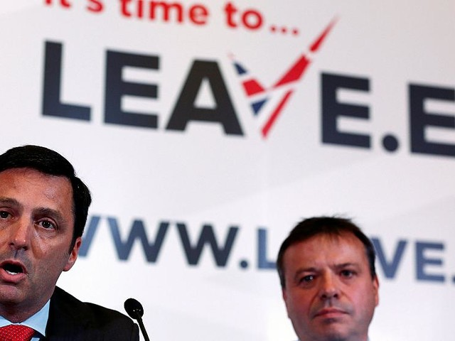 Brexit 'bad boy' faces criminal probe over referendum campaign cash