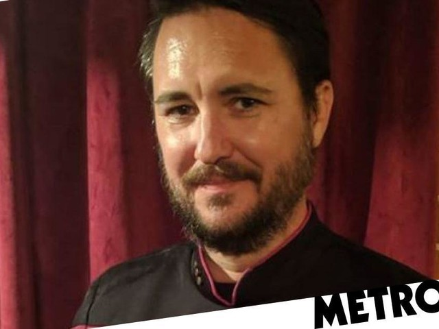The Big Bang Theory's Wil Wheaton dug out a Stark Trek Next Generation uniform and fans cannot deal