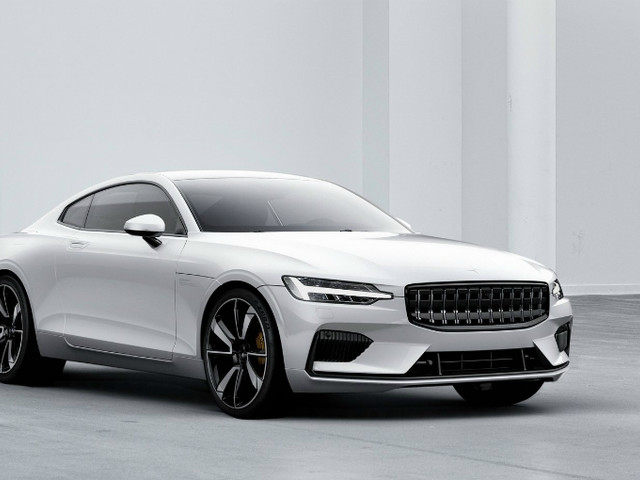 Polestar Showcases First Ever Car 'Polestar 1' As Independent Automaker