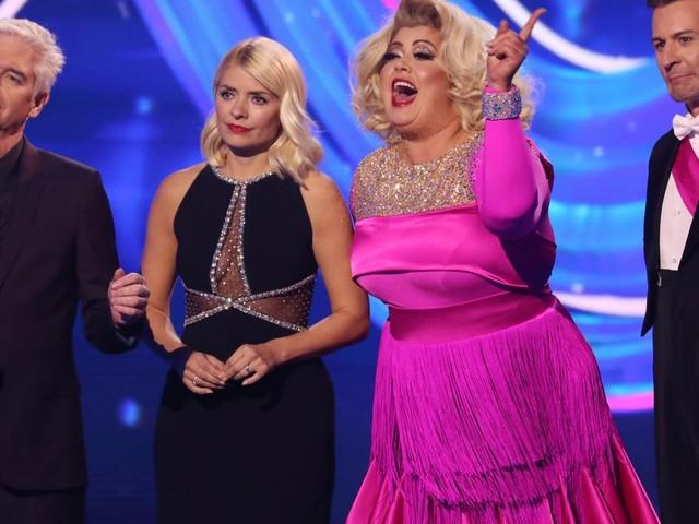Gemma Collins And Jason Gardiner's 'Dancing On Ice' Row Sparks Ofcom Complaints