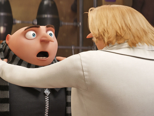Gru Meets His Twin Brother in 'Despicable Me 3' Trailer!