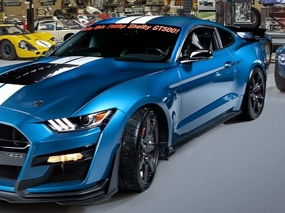 Ford Performance Gives You More Chances to Win a 2020 Ford Mustang Shelby GT500