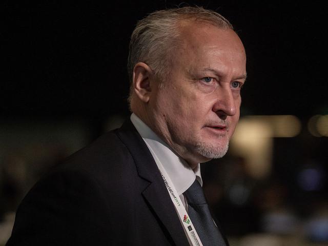 RUSADA director general Ganus to learn fate at August 28 meeting