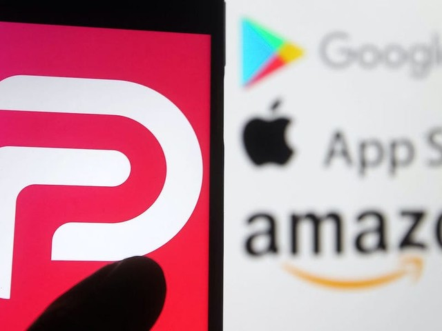 Parler is now offline after Amazon cut it off, and its CEO said it could be down for up to a week