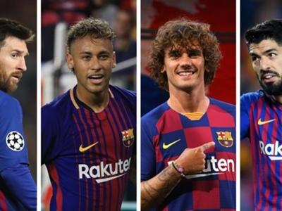 Barcelona director suggests Neymar isn't needed after landing Griezmann