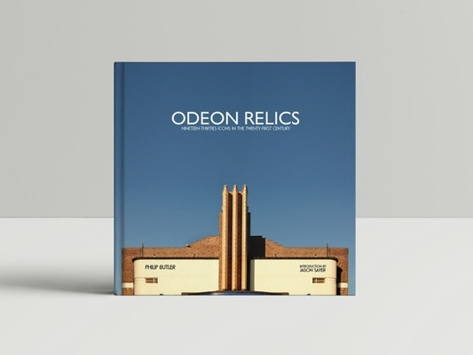 A book of cinema architecture – Odeon Relics