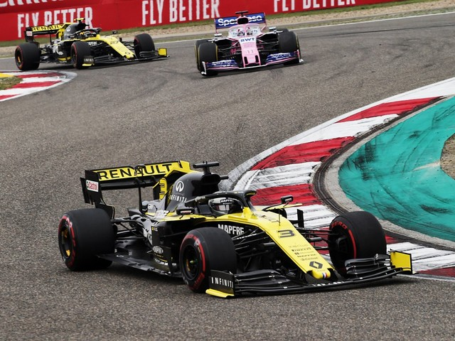 Renault Aware that Fighting for an F1 Championship is Far Away