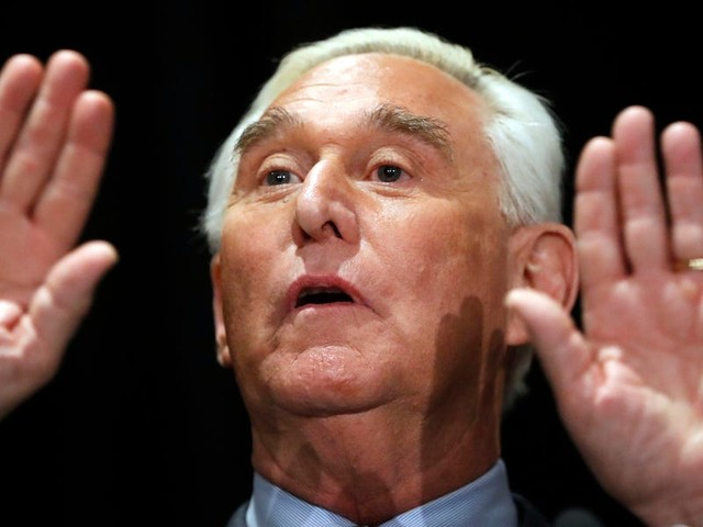 Roger Stone said Michael Flynn should be 'drafted' by Trump supporters for 2024 run if Trump decides not to