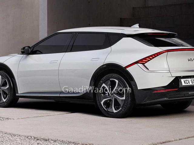 Kia Electric SUV For India (Nexon EV Rival) To Have 200-220 Km Range