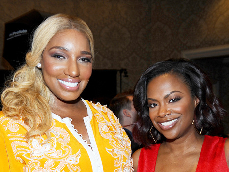 'RHOA's Kandi Burruss Reveals Why She Thinks NeNe Leakes Really Left The Reunion