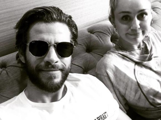 Here's How Miley Cyrus & Liam Hemsworth Are Spending Thanksgiving!