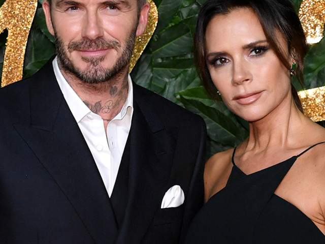 David Beckham shares rare glimpse inside VERY unusual date night with wife Victoria