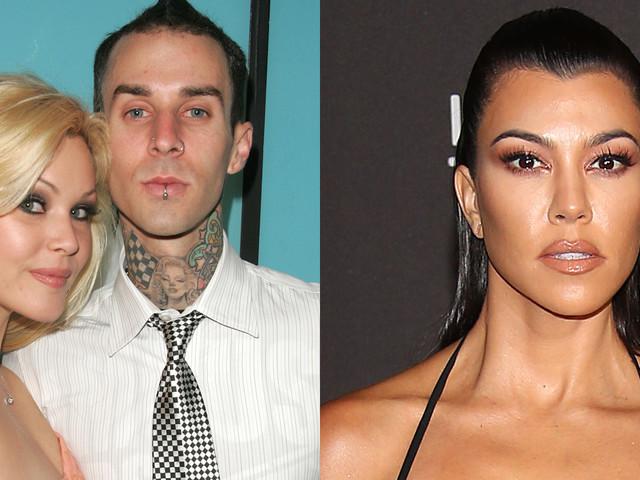 Travis Scott's Ex Shanna Moakler Says She Wasn't Dissing His New Girlfriend Kourtney Kardashian