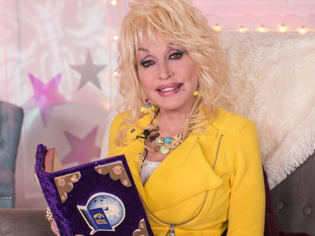 Dolly Parton Offers First Look At CBeebies Bedtime Story