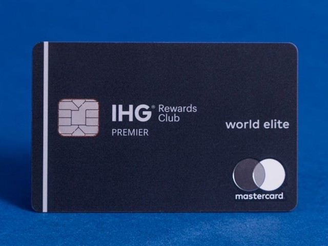 IHG Rewards Club Premier card review: An annual free night makes this a valuable card even if you're not an IHG loyalist